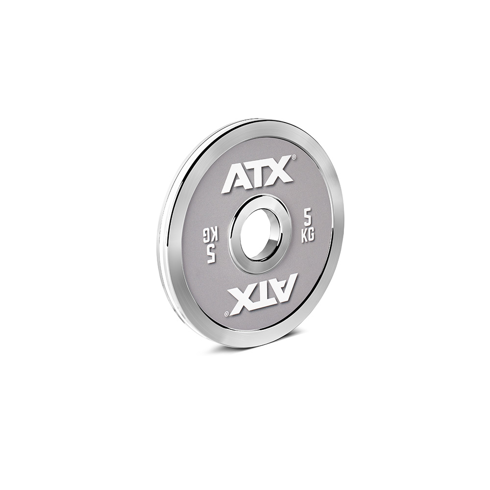 ATX® Calibrated Steel Plate- CC 5 kg 50-LXST-CC-0500