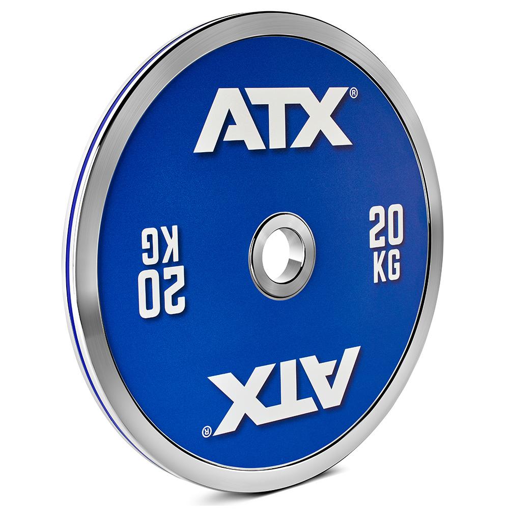 ATX® Calibrated Steel Plate- CC 20 kg 50-LXST-CC-2000