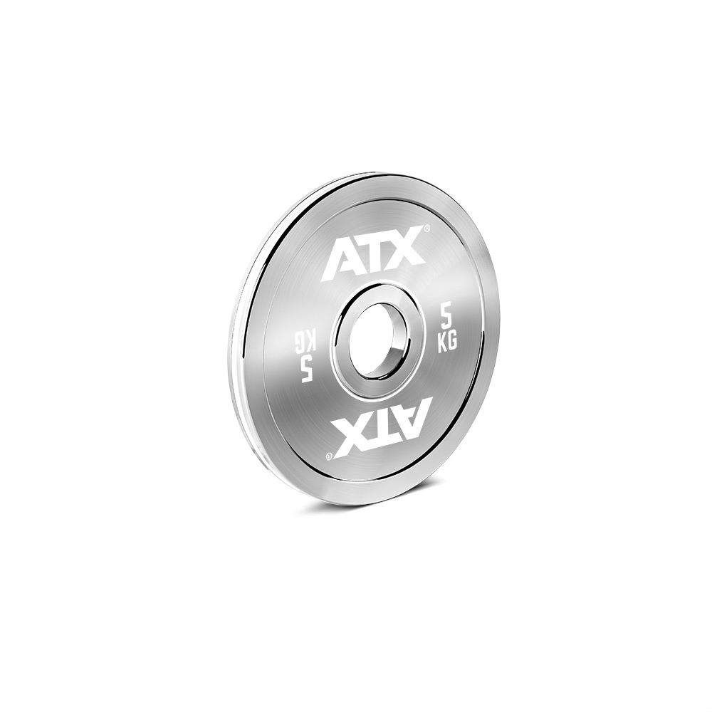 ATX® Calibrated Steel Plate - CS 5 kg 50-LXST-CS-0500