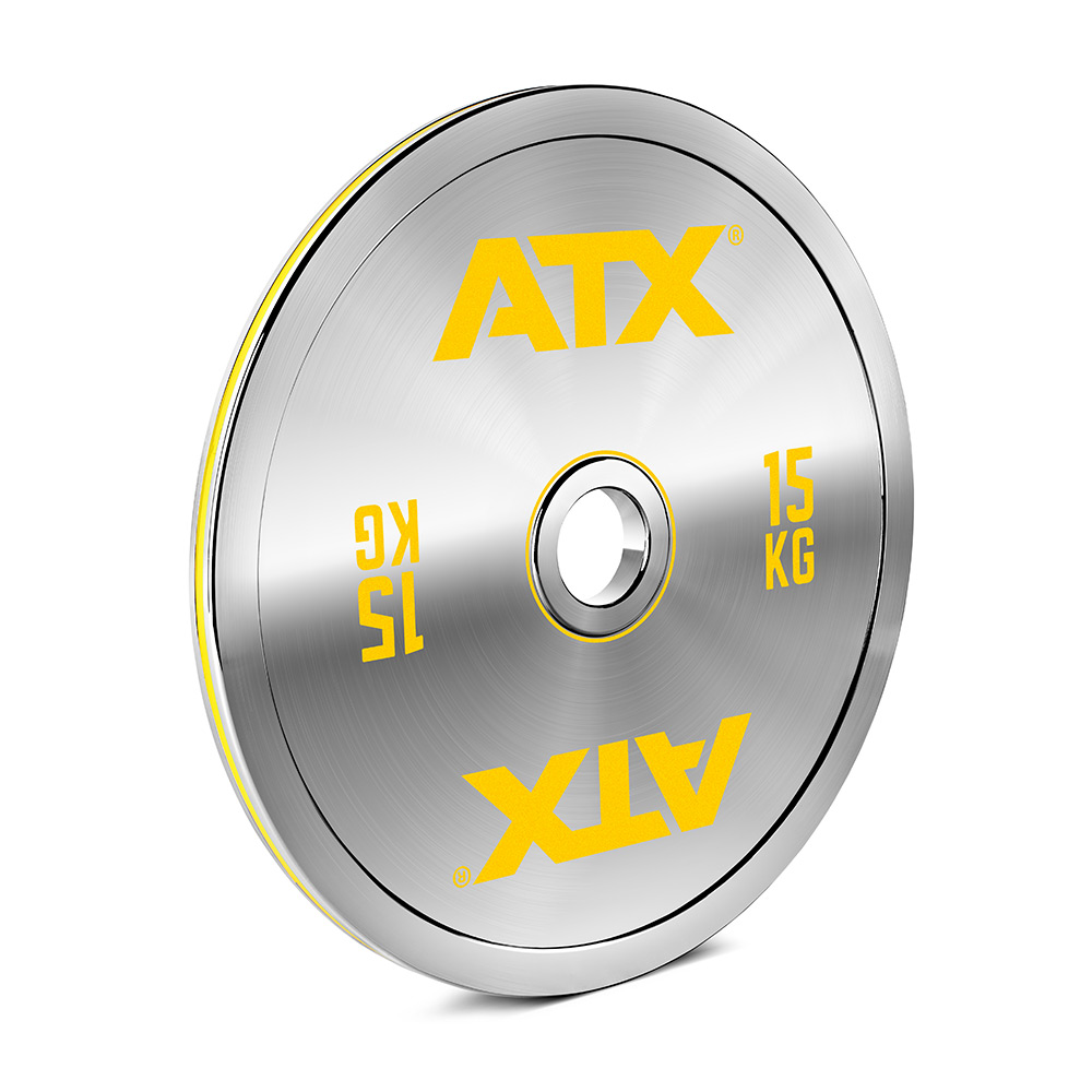ATX® Calibrated Steel Plate - CS 15 kg 50-LXST-CS-1500