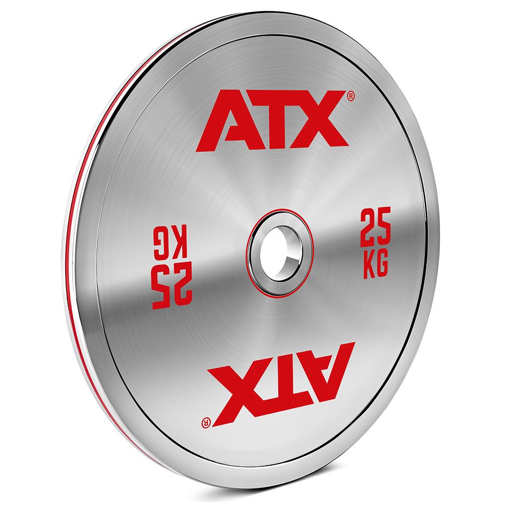 ATX® Calibrated Steel Plate - CS 25 kg 50-LXST-CS-2500