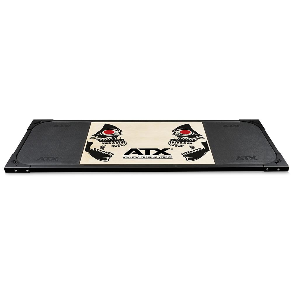 ATX® Deadlift Platform mit Skull-Logo II ATX-DLPF-SKULL-II