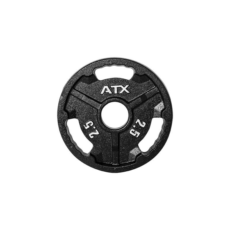 ATX® Hantelscheiben - Guss 50 mm 2,5 kg 50-ATX-G-0250