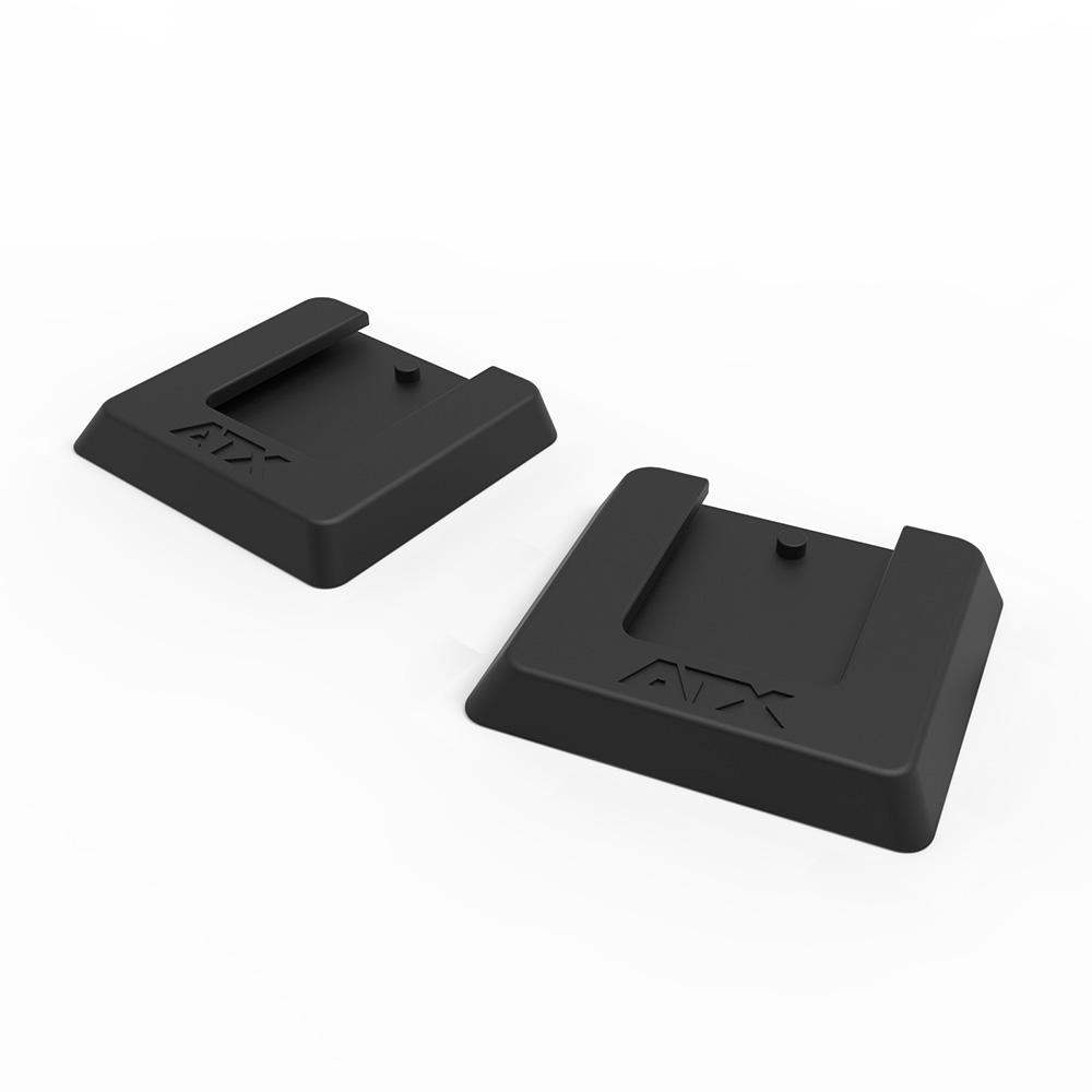ATX® Gummischuhe für Power Racks 830 & 840 ATX-RBF-200-8