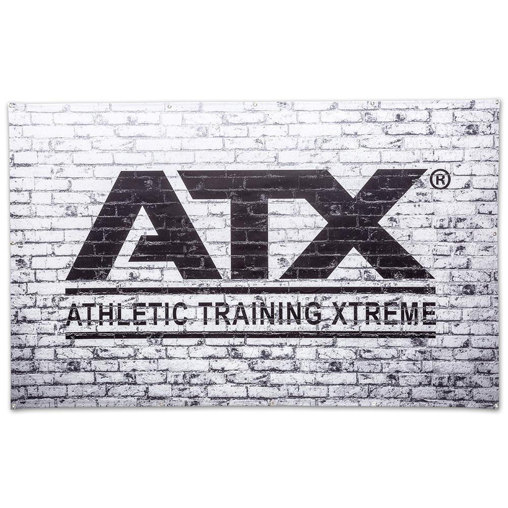 ATX® Banner 200 x 125 cm - White BAN-ATX-WHITE