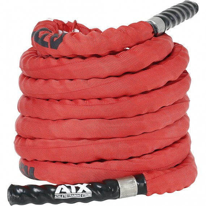ATX Nylon Protection Rope / Tau 15 Meter - Rot - weitere Aufnahme