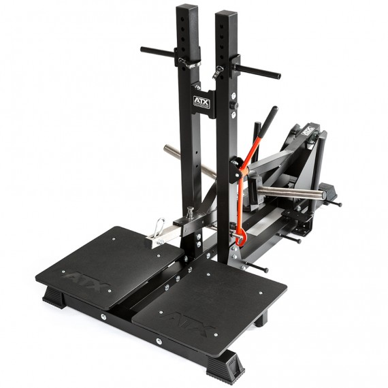 eb70e85bfff0a ATX® Belt Squat Machine - Kniebeugen   Dips Maschine