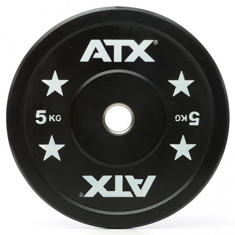 ATX® Gym Bumper Plate - Hantelscheibe - 5 kg