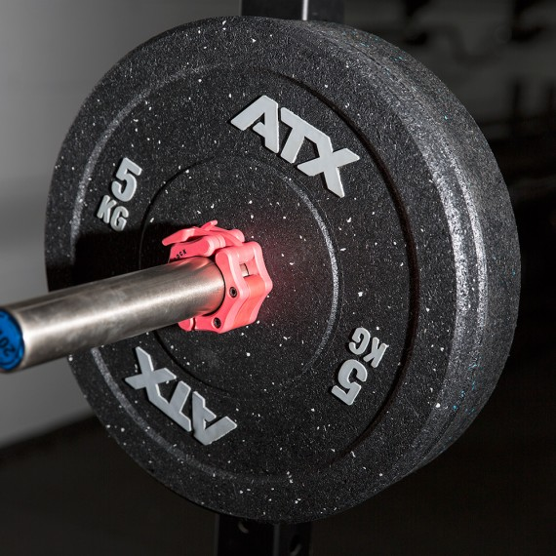ATX® Color Fleck Bumper Plates - im Einsatz