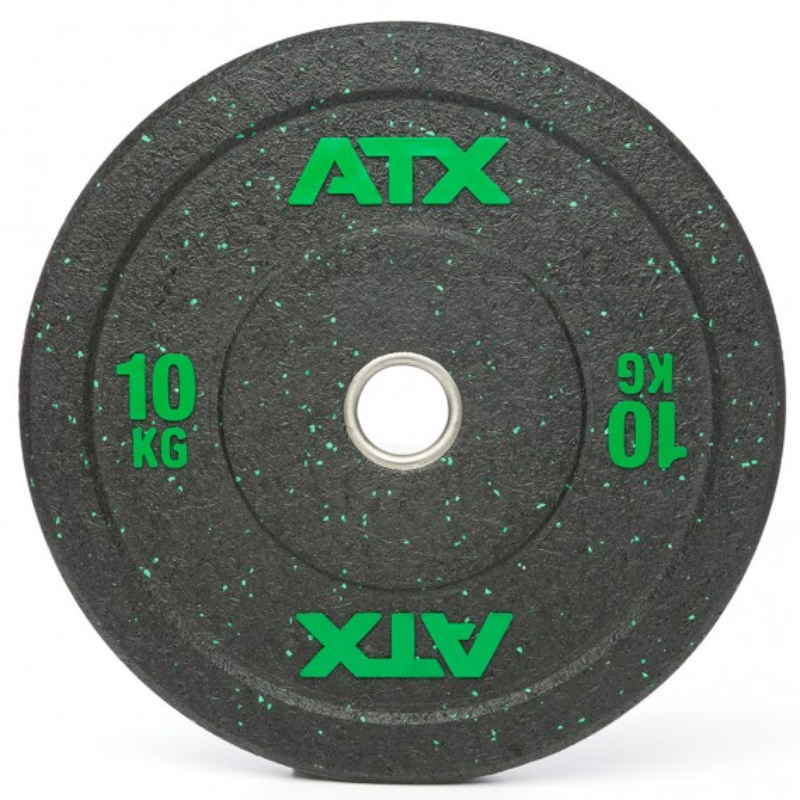 ATX® Color Fleck Bumper Plates - 10 kg
