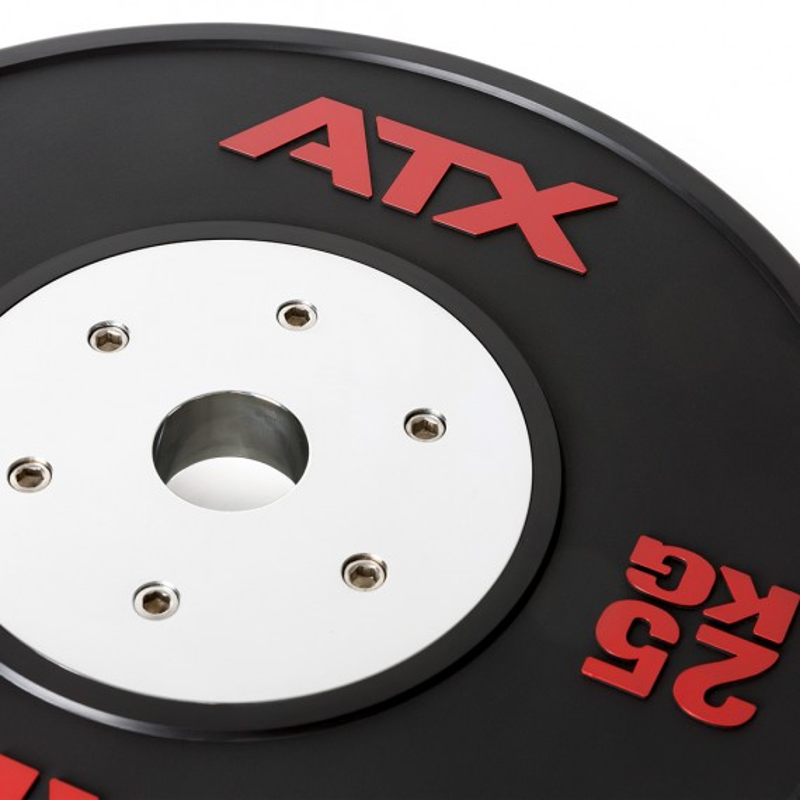 ATX® HQ-Rubber Bumper Plates – Detail