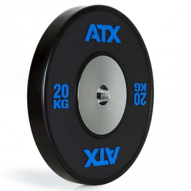ATX® HQ-Rubber Bumper Plates - 20 kg