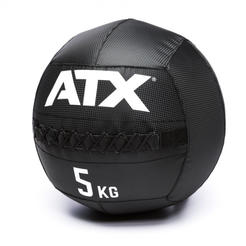 ATX PVC Wall Ball - Carbon-Look - 5 kg