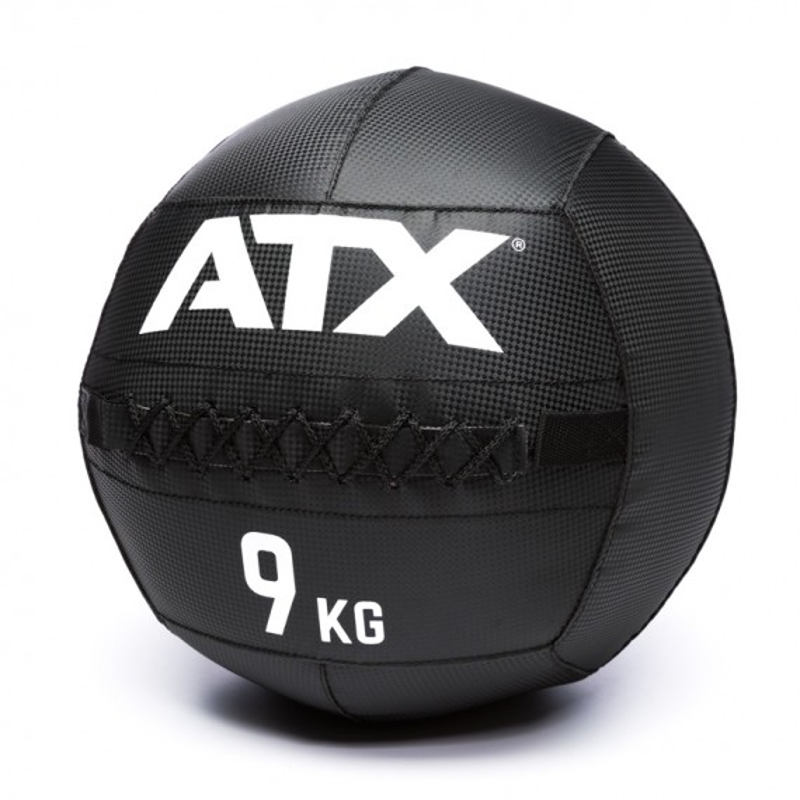 ATX PVC Wall Ball - Carbon-Look - 9 kg