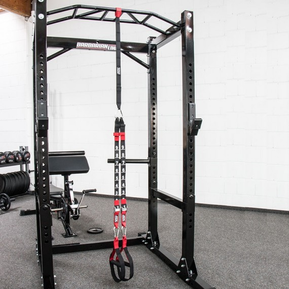 ATX Suspension Trainer - Set PRO - Schlingentrainer - Anwendungsbeispiel