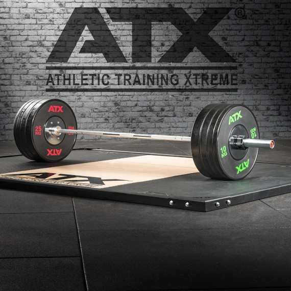 ATX Weight Lifting Platform - Shock Absorption-System