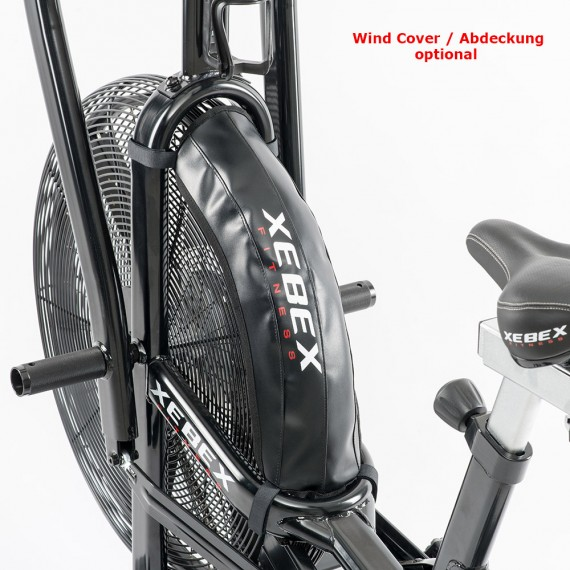 Xebex Wind Cover für Air Bike - Optional