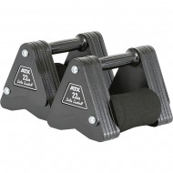 ATX® Delta Dumbbell - Hantelpaar mit 22 kg je Hantel