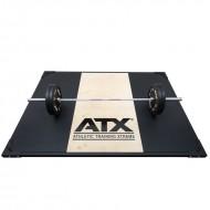 ATX® Weight Lifting Platform - Anwendungsbeispiel Frontansicht