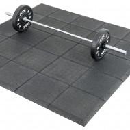 Fallschutzplatte - Format 50 x 50 x 3 cm