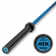 ATX® Cerakote Multi Bar - Langhantelstange in Steel Blue (Hantelstangen)