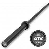 ATX® Cerakote Multi Bar - Langhantelstange in Graphite Black (Hantelstangen)