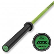 ATX® Cerakote Multi Bar - Langhantelstange in Zombie Green (Hantelstangen)