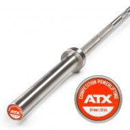 ATX® Competition Powerlifting Bar / Kraftdreikampf Langhantelstange