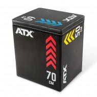 ATX® Soft Plyo-Box 50 x 60 x 70 cm (Standard)