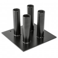 Langhantelständer für Stangen mit ø 50 mm