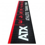 ATX® Kunstrasen - schwarz - Speed Track 10 m x 130 cm