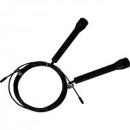 Springseil 300 cm - Speed Rope - schwarz
