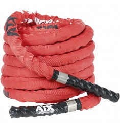 ATX® Nylon Protection Rope / Tau 15 Meter - Rot