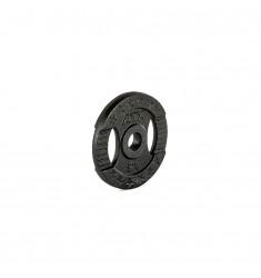 Hantelscheibe ATX® - 2 Grip - Guss 30 mm - 2,5 kg