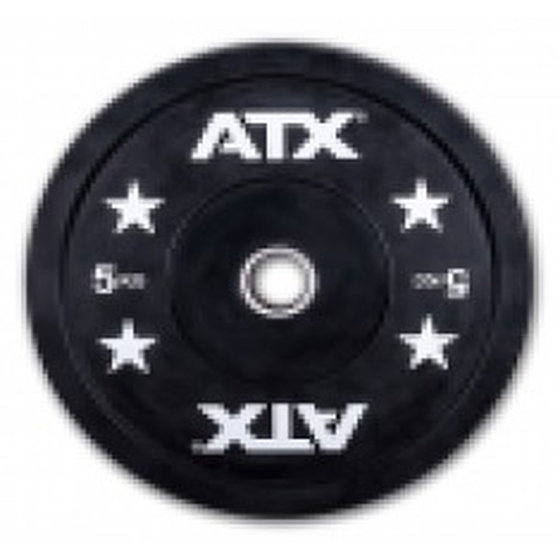 ATX® Gym Bumper Plates - Hantelscheiben 5 kg