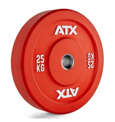 ATX® Color Full Rubber Bumper Plates - Hantelscheiben 5 bis 25 kg