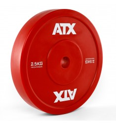 ATX® Weight Lifting Technique Plate - Technikhantelscheibe - 2,5 kg (Hantelscheiben)