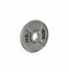 ATX XT Iron Plate - 2,5 KG (Hantelscheiben)
