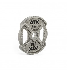 ATX XT Iron Plate - 5 KG (Hantelscheiben)