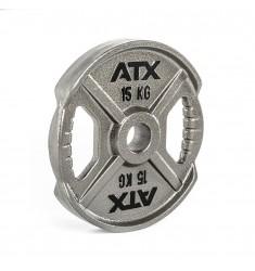 ATX XT Iron Plate - 15 KG (Hantelscheiben)