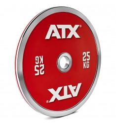 ATX® Calibrated Steel Plates- CC - 5 bis 25 kg (Hantelscheiben)