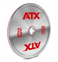 ATX® Calibrated Steel Plates- CC - 5 bis 25 kg (Hantelscheiben) - 25 KG