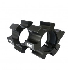 ATX® - Aluminium Collar Clamp Ø 50 mm - schwarz