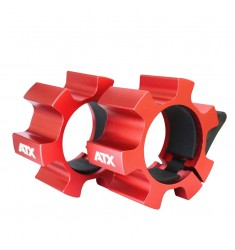ATX® - Aluminium Collar Clamp Ø 50 mm - rot