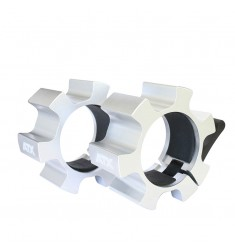 ATX® - Aluminium Collar Clamp Ø 50 mm - silber