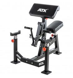 ATX® Bizeps Blaster - Bizeps Maschine - Bizeps-Curl-Bank (Kraftgeräte)
