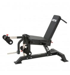 ATX® Leg Combo Chair / Beinstrecker + Beinbeuger Kombigerät (Kraftgeräte)