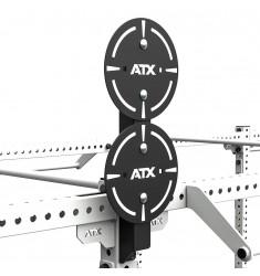 ATX® RIG 4.0 - Wall Ball Target Double - Ballwurf Zielscheibe doppelt