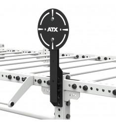 ATX® RIG 4.0 - Wall Ball Target Single - Ballwurf Zielscheibe einfach
