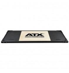 ATX® Deadlift Platform mit ATX-Logo - Frontansicht